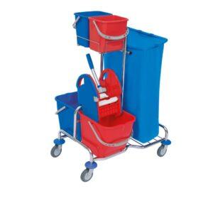 Trolley – sets chrome