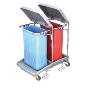 Waste trolleys TSOP