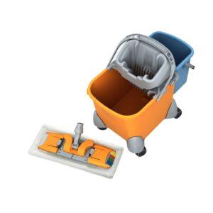 Mopemmer kunststof 20+6 liter PIKO TSPK-0002