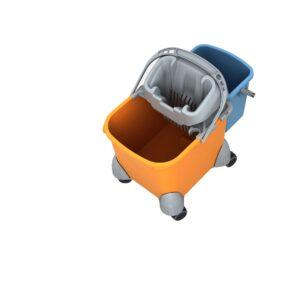 Mopwagen kunststof 20+6 liter PIKO TSPK-0004